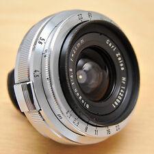 Carl Zeiss Biogon 4,5 / 21 mm für Contax