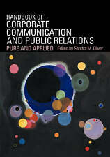 A Handbook of Corporate Communication and Public Relations by Taylor & Francis L