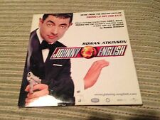 ROBBIE WILLIAMS TAKE THAT SPANISH CD SINGLE SPAIN JOHNNY ENGLISH OST CARD SLV