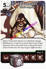 100 TASKMASTER: Mimic Anyone -Uncommon- CIVIL WAR Marvel Dice Masters