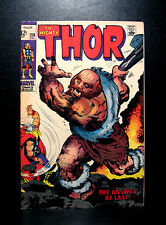 COMICS: Marvel: Thor #159 (1968), 1st Gondolff app/origin of Don Blake - RARE