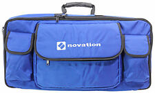 Novation 37-Key Padded Custom Carry Bag For UltraNova Keyboard Synthesizer