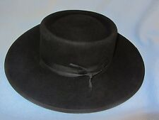 Biltmore 7X Beaver Western hat size 7 56 made in Canada