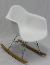 Kids Rocking Chair White
