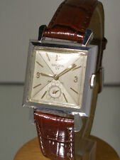 Vintage art deco Gruen Precision 21 Herrenarmbanduhr - incl. Box