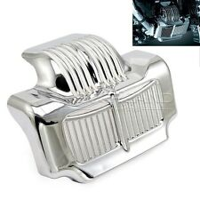Chrome Stock Oil Cooler Cover For Harley Touring Road Street Glide 2011-2015