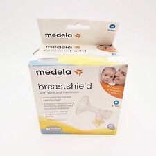 MEDELA BREASTSHIELD WITH VALVE AND MEMBRANE MEDIUM PERSONALFIT 24MM # 67378