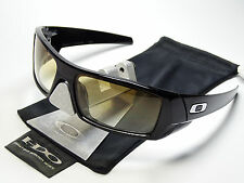 Oakley gascan Black degradado en gafas de sol batwolf monstruo Dog fuel cell Turbine