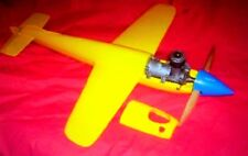 Vintage BANTAM SPECIAL & PERKY UC Old Time Speed Model Airplane PLANS & Pattern