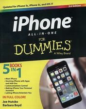 iPhone All-in-One For Dummies-ExLibrary