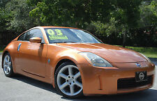 Nissan : 350Z 2dr Cpe Perf