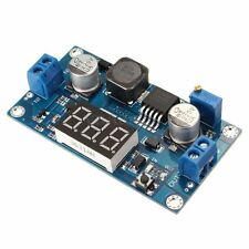 DC-DC Converter XL6009 Boost Step-up Adjustable Module Power Supply Voltmeter
