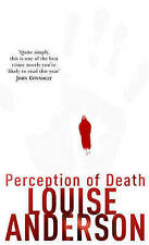 PERCEPTION OF DEATH; Louise Anderson - Set in Glasgow, great crime investigation