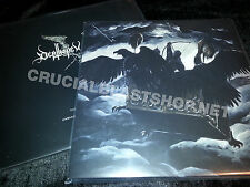 DEATHSPELL OMEGA The Synarchy Of Molten Bones LP french avant garde black metal