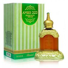 AMBER OUDH Concentrated Perfume Oil 14 ml By Rasasi Perfume Unisex (Attar)
