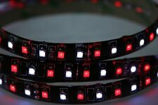 LED Light Strip - Dual Color (Red/White) LED Light Strips for Auto Airplane Airc