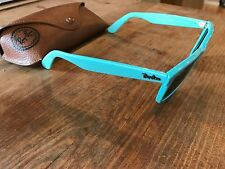 Ray Ban Wayfarer Sunglasses; Turquoise; In great shape