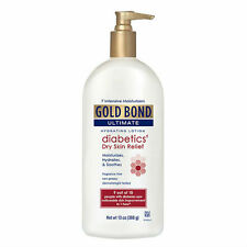 Gold Bond Ultimate Diabetic Dry Skin Relief Lotion 13 oz (041167053508)