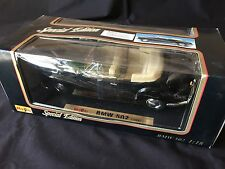 Maisto Special Edition 1/18 1955 BMW 502 Convertible, Black