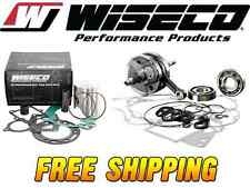 Wiseco Top Bottom End Honda 98-99 CR125R CR 125 Rebuild Kit Crankshaft Piston