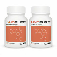 Innopure® Vitamin B-Complex Duo Saver Pack (240 Tablets) 8 Month Supply