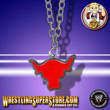 WWE The Rock Brahma Bull Pendant