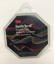 "3M Scotchcal Vehicle / Car Detail Striping Tape 73376 Tomato Red 3/8"" X 150'"
