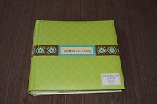 Hallmark Together with Family  Album Book Bound