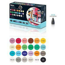 Letraset Tria Marker - 24 Pen Set - Visualisation