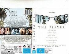The Player-1992-Tim Robbins-Movie-DVD