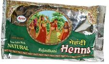 100grams Ayur Rajasthani Natural Henna Powder Mehendi Good Quality