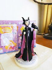 Royal Doulton Disney Sleeping Beauty MALEFICENT STAND BACK YOU FOOLS  NEW / BOX!