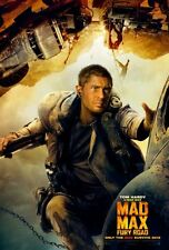 Mad Max Fury Road Movie poster 24in x 36in