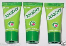 Set of 3 tubes XADO Revitalizant gel for gear box transmission gearbox 3 x 9ml