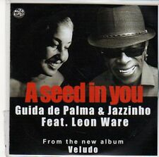 (EQ463) Guida De Palma & Jazzinho, A Seed In You - 2013 DJ CD