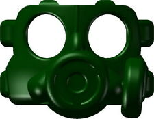 custom lego s10 gas mask X1 ( gun melmet weapons parts swat police army )
