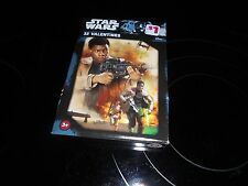 DISNEY STAR WARS 32 VALENTINE'S DAY CARDS~~8 COOL DESIGNS! FREE AND FAST SHIPPIN