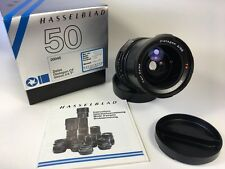 Hasselblad Zeiss Distagon 50mm f4 T* CF NEAR MINT