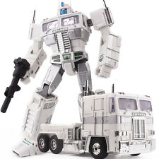 NEW WEIJIANG MPP10W White lager Optimus Prime Ultra Magnus