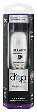 Everydrop EDR1RXD1 W10295370 W10295370 by Whirlpool Refrigerator Water Filter