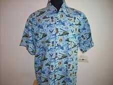 High Seas - US. Air Force Shirt - NEW - Large - Mens Clothing-Casual Shirts