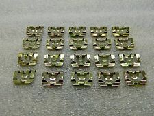 '69 on GM Windshield Reveal Moulding Clips Olds Buick GMC Chev 20 pcs  WC69GM