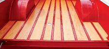 Steel Paintable Bed Strips Chevy 1963 - 1966 Chevrolet GMC Long Bed Fleetside