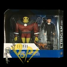 BATMAN New ANIMATED Adventures ETRIGAN with KLARION Action Figure SET DC Comics!