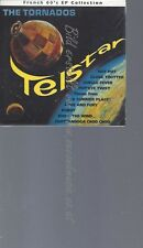 CD--TORNADOS--TELSTAR -ALL THE EP'S-