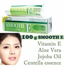 100g SMOOTH E CREAM ANTI AGING WRINKLES VITAMIN E ALOE VERA SCARS ACNE SPOT MARK