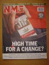 NME 2000 MAR 16 TRAVIS BLUR MUSE WILLIE NELSON GOMEZ