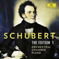 SCHUBERT THE EDITION 1 (LTD.EDT.) 39 CD NEU SCHUBERT,FRANZ