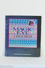 Magic Eye Poster Book : A Book of Posters by N. E. Thing Enterprises Staff 1994