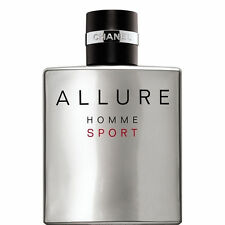 CHANEL ALLURE  Homme Sport 3.4oz Men's Eau de Toilette  TESTER NEW IN BOX